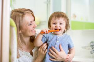 child teeth care